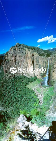Cascada Basaseachi - Rescatando