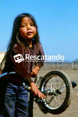 Niña Kikapú - Rescatando