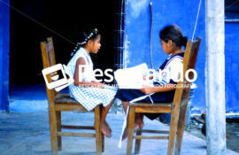 Mujercitas Leyendo - Rescatando