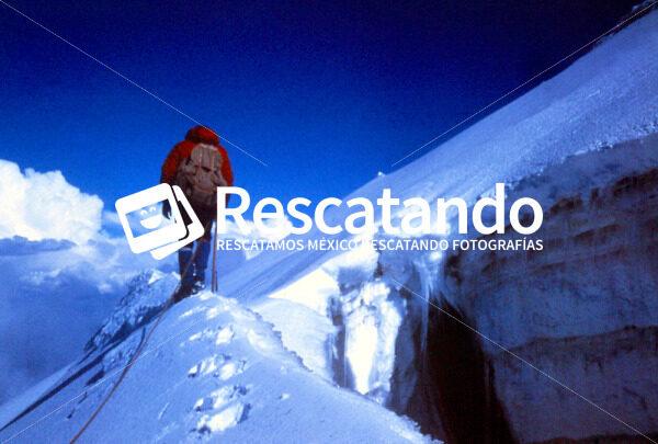 Popocatépetl - Rescatando