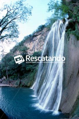 Cascada en Nuevo León - Rescatando