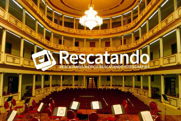 Teatro de la República - Rescatando