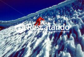 Volcán Popocatepetl - Rescatando